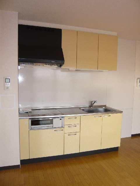 コースマスY・M 4階 キッチン