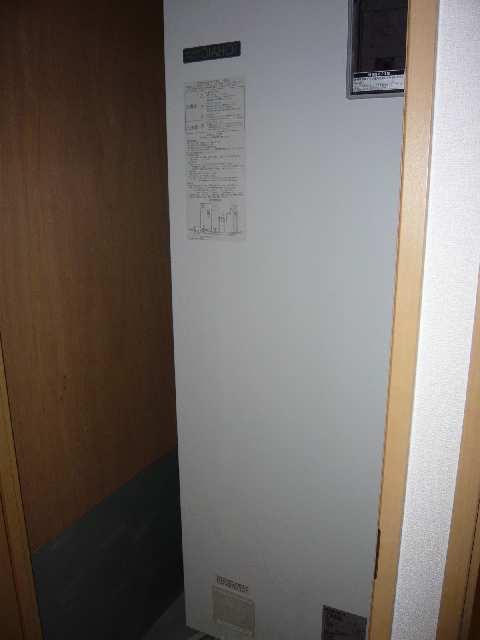 コースマスY・M 4階 電気温水器
