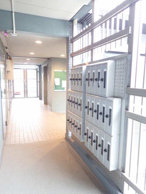 パークハイツ楠 4階 メールBOX