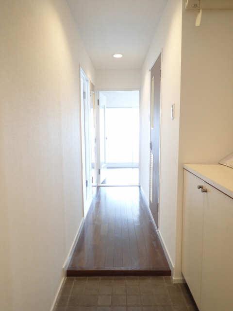 パークハイツ楠 4階 廊下