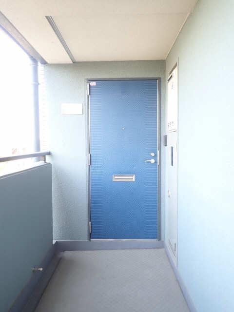 パークハイツ楠 4階 玄関
