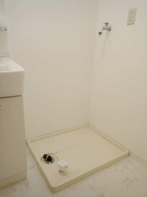 パークハイツ楠 3階 洗濯機置場