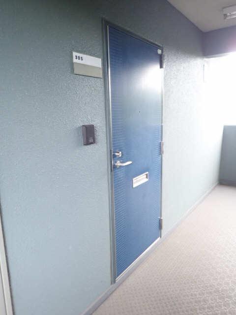 パークハイツ楠 3階 玄関