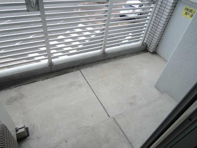 クレジデンス黒川 8階 バルコニー