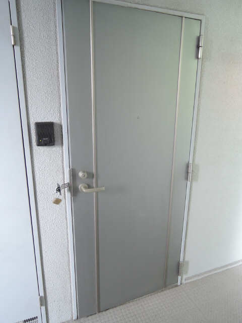 クレジデンス黒川 8階 玄関