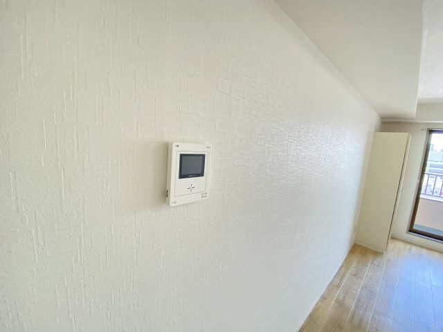 第2幸村ビル 9階 モニター付きインターホン