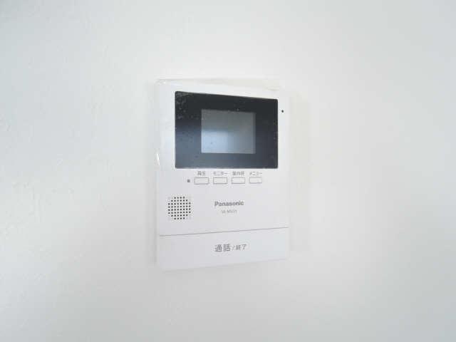 Kita壱番館 2階 モニター付インターホン