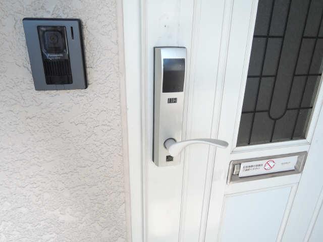 Kita壱番館 2階 玄関カードキー