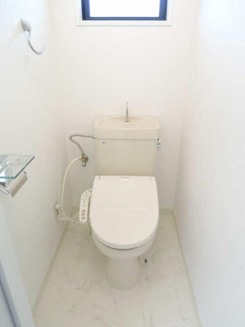 Kita壱番館 2階 WC