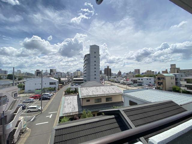 エステートⅡ 4階 眺望