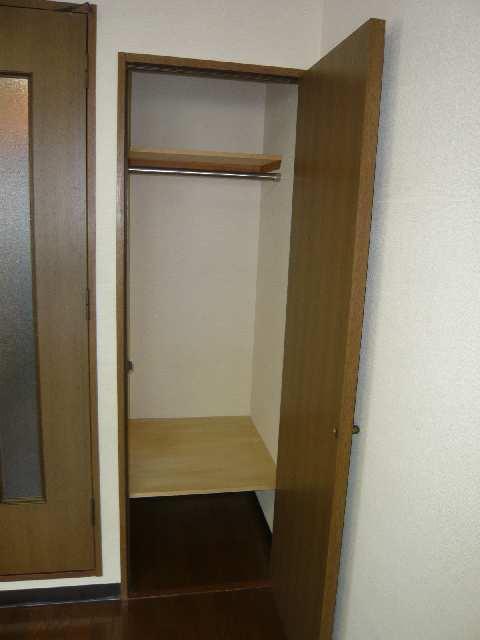 エスポワール名古屋 3階 室内収納