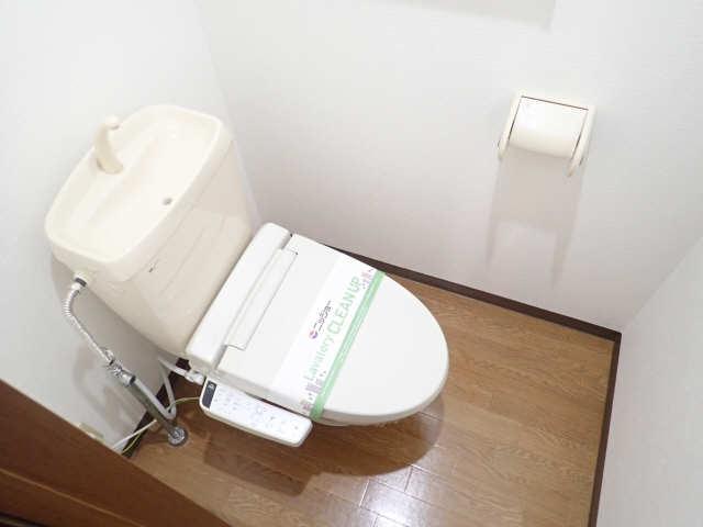 エントピア若鶴 1階 WC