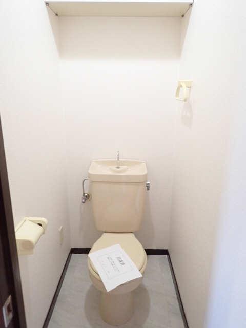 ベルメゾン 2階 WC