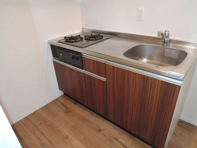 Milestone 2階 キッチン