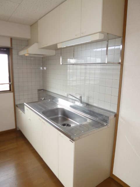ハイム・リーラ 5階 キッチン