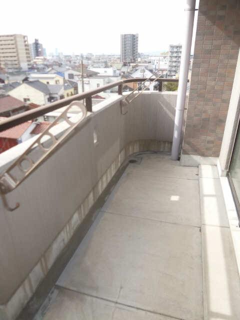 ハイム・リーラ 5階 ベランダ