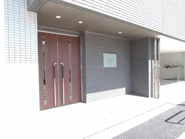 パルティール黒川 6階 エントランス