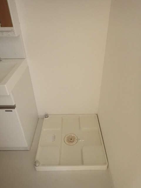 パルティール黒川 5階 洗濯機置場