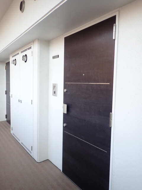 パルティール黒川 5階 玄関