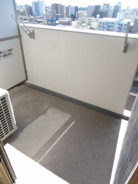パルティール黒川 6階 バルコニー