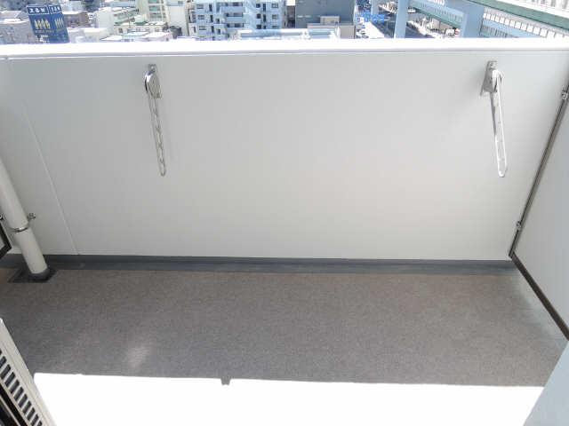 パルティール黒川 9階 ベランダ