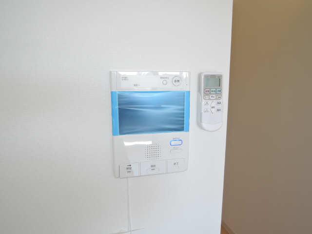 パルティール黒川 9階 モニター付インターホン