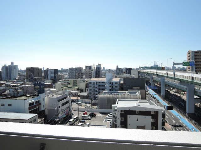 パルティール黒川 9階 眺望