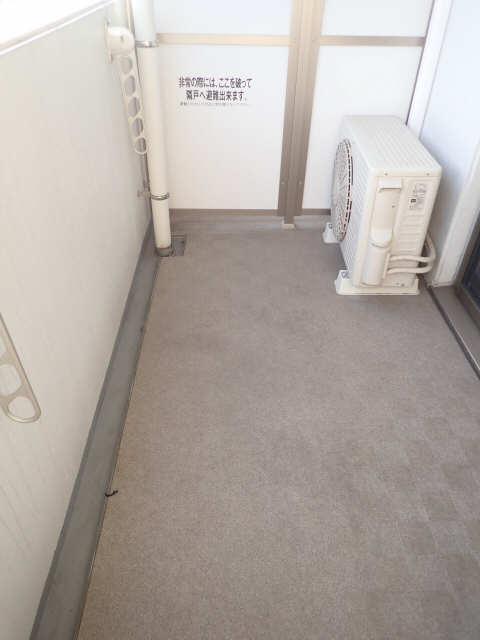 パルティール黒川 7階 バルコニー