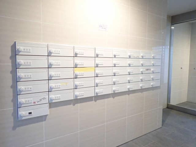 パルティール黒川 7階 メールボックス