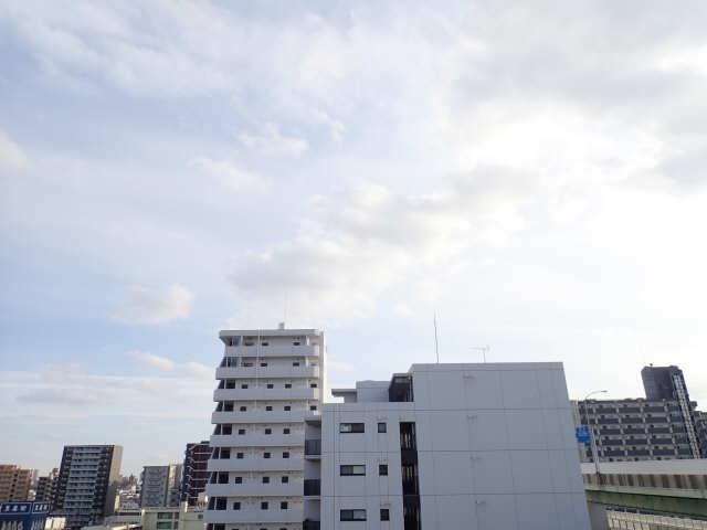 パルティール黒川 8階 眺望