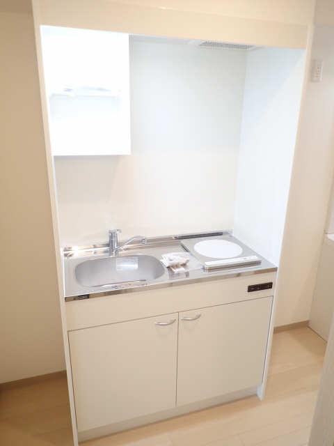 ベル黒川 10階 キッチン