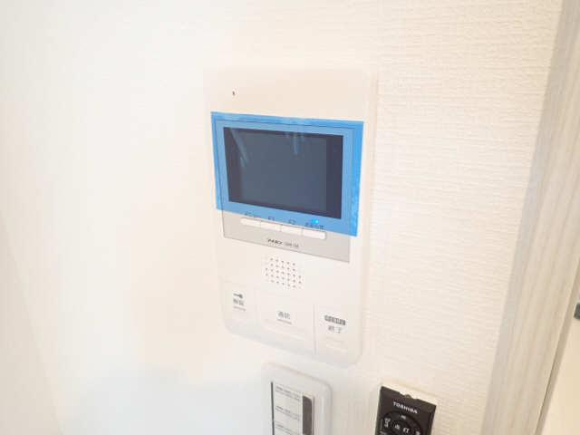 ベル黒川 10階 モニター付きインターホン