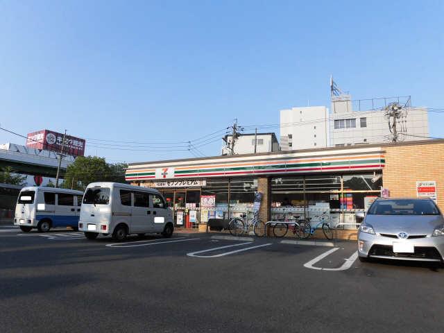 グリーンハイツ千代田 4階 コンビニ