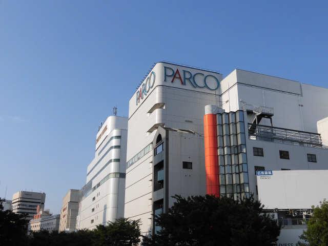 グリーンハイツ千代田 4階 パルコ