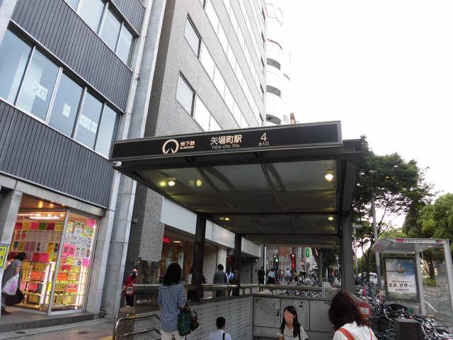 グリーンハイツ千代田 4階 矢場町駅