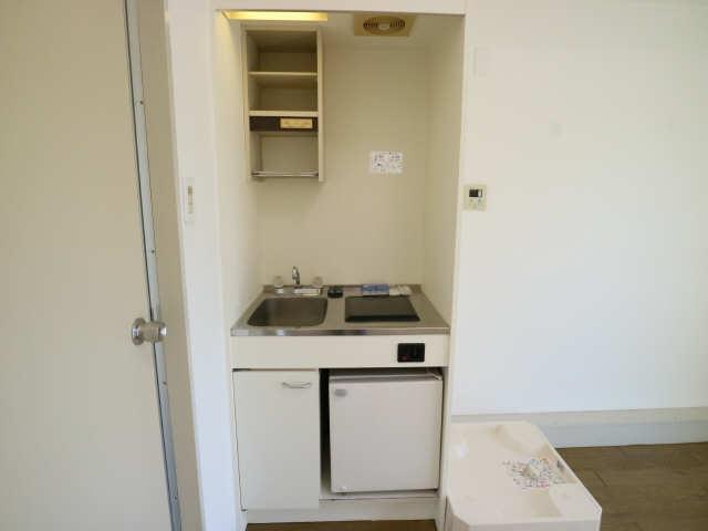 グリーンハイツ千代田 4階 キッチン