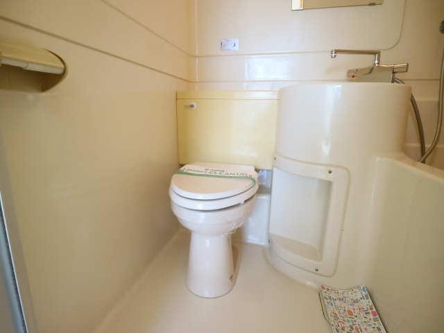 グリーンハイツ千代田 4階 WC