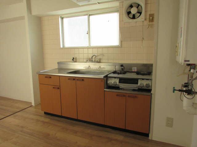 千早ハイリス 4階 キッチン