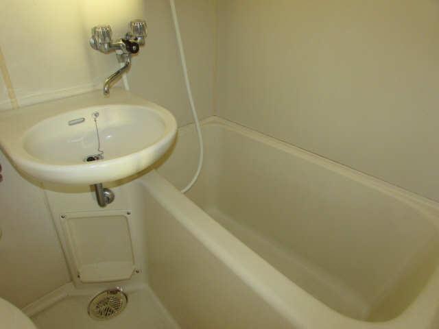 千早ハイリス 4階 浴室