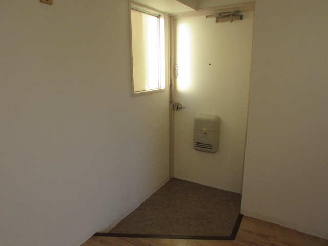 千早ハイリス 4階 玄関