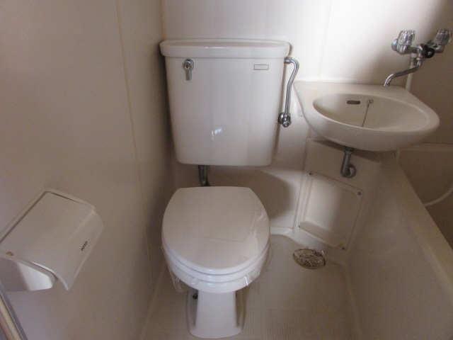 千早ハイリス 4階 WC