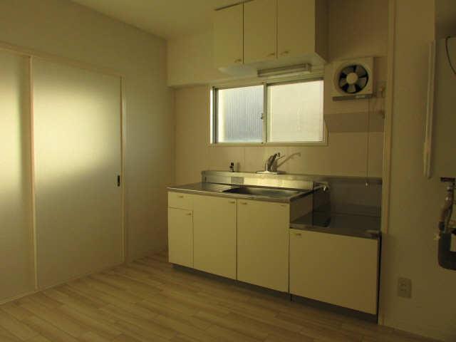 千早ハイリス 8階 キッチン