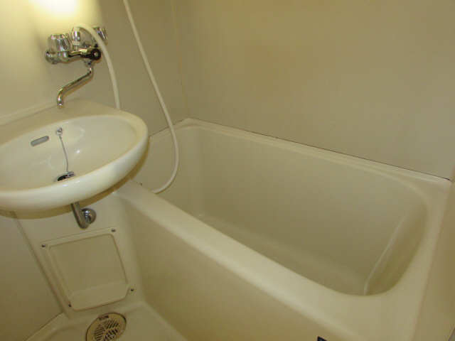 千早ハイリス 8階 浴室