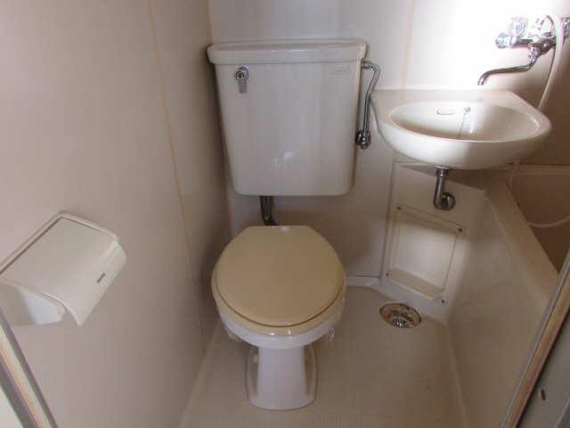 千早ハイリス 8階 WC