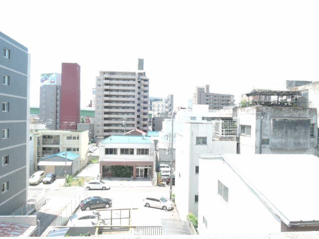 アート・イン 5階 眺望