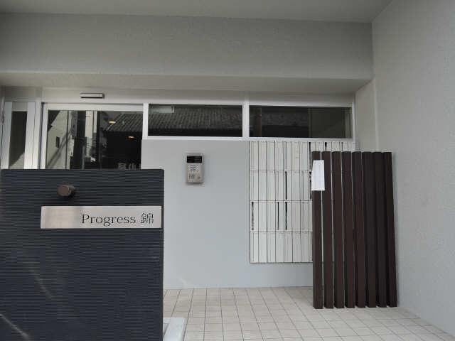 Progress錦 7階 エントランス