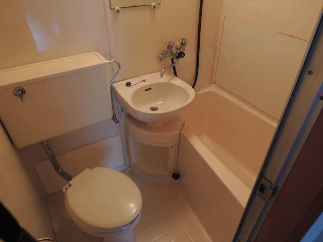 Progress錦 5階 浴室