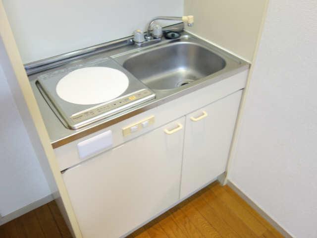 コモド・カサ・ミワ 6階 キッチン