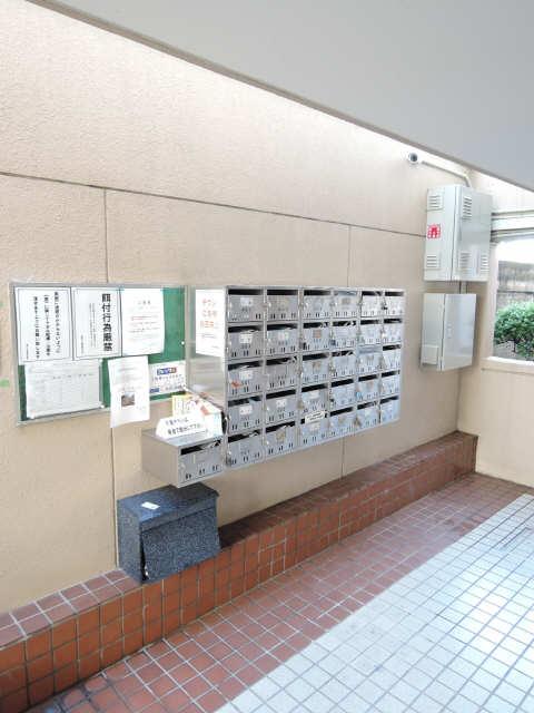 サンジョイフル 1階 郵便ポスト