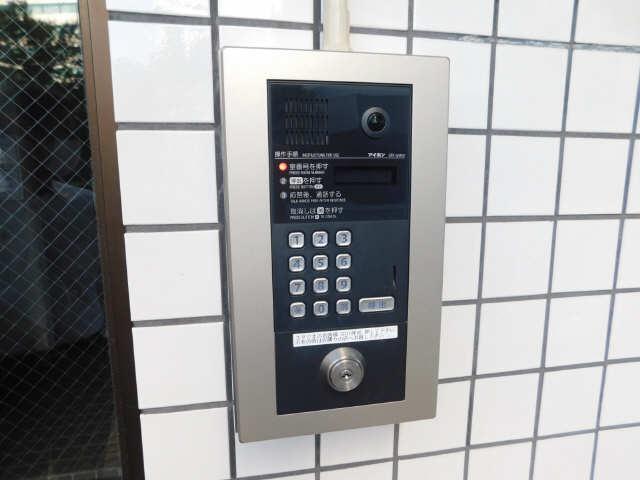 アーバン名駅 4階 セキュリティ